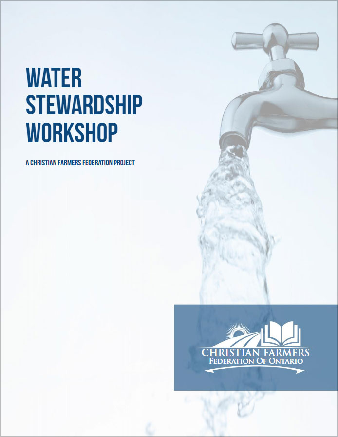 2017 Water Stewardship Workshop