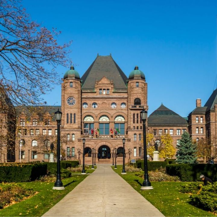 CFFO Congratulates Newly Elected MPPs